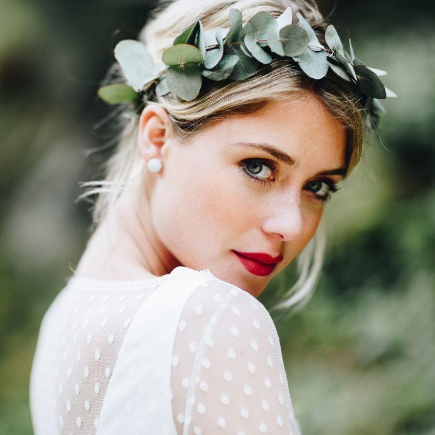 Mathilde – Brautkleid kurz und schlicht