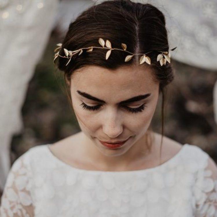 Boho Brautkleid für die Strandhochzeit