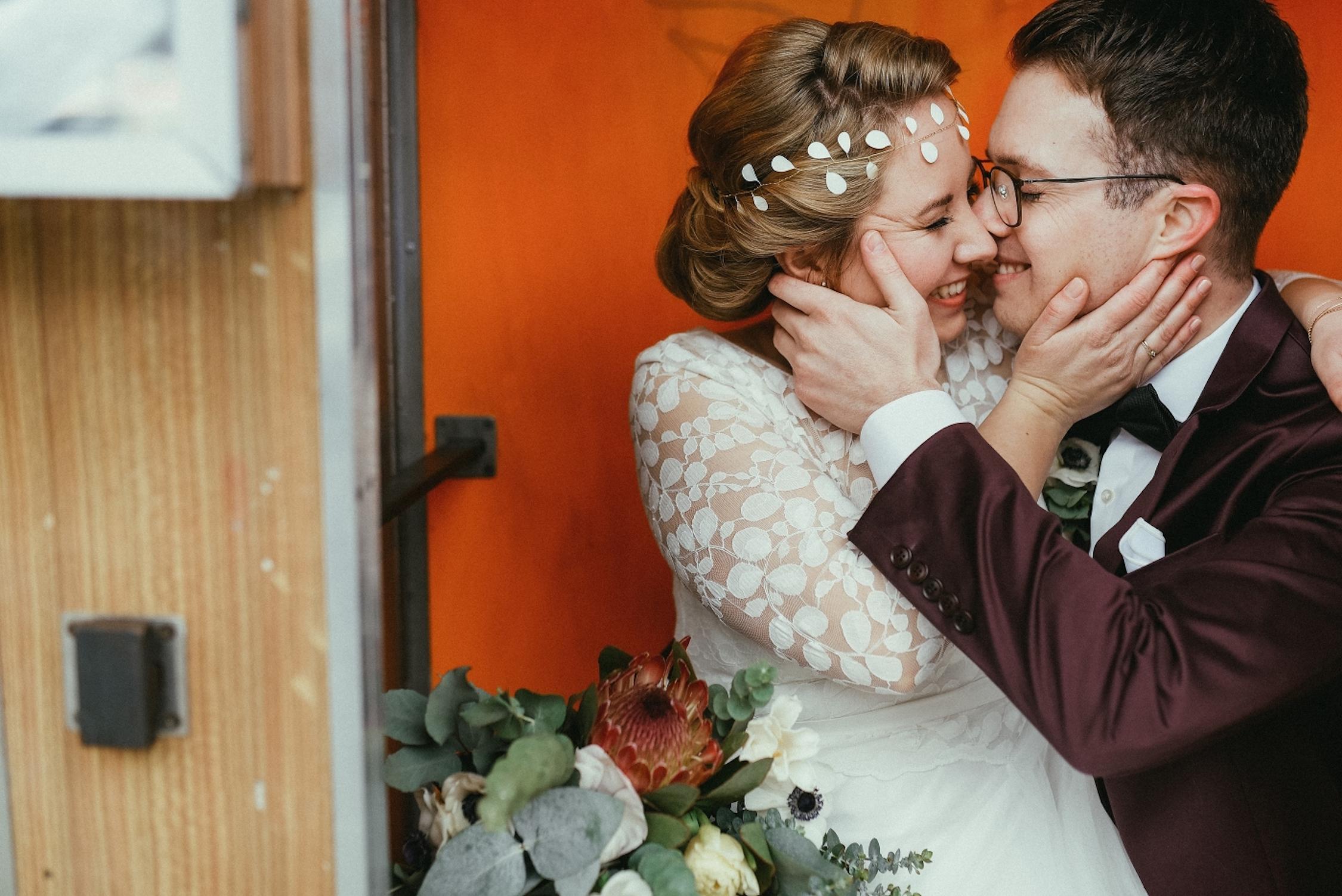 Boho Hochzeit in Berlin (Foto: Lovemoments)