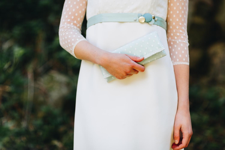 noni Brautkleider 2018 - jetzt entdecken! | Brautkleid schlicht und kurz (Foto: Le Hai Linh)