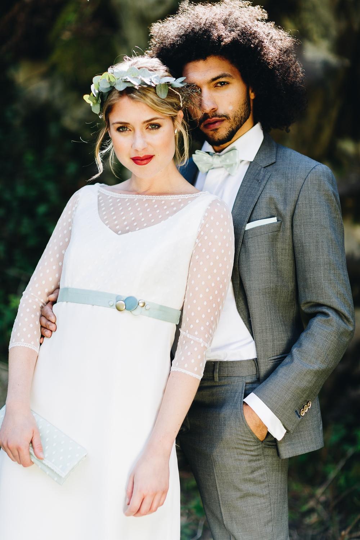 Brautkleid schlicht und kurz