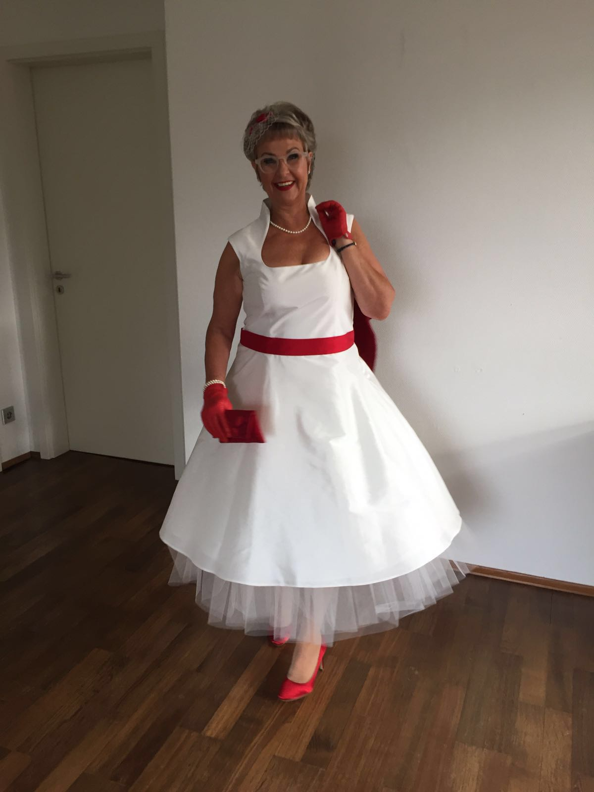 Brautkleid für die Braut ab 50