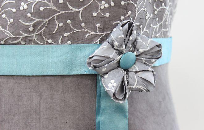 nachhaltige Brautkleider von noni, nach der Hochzeit Brautkleid färben