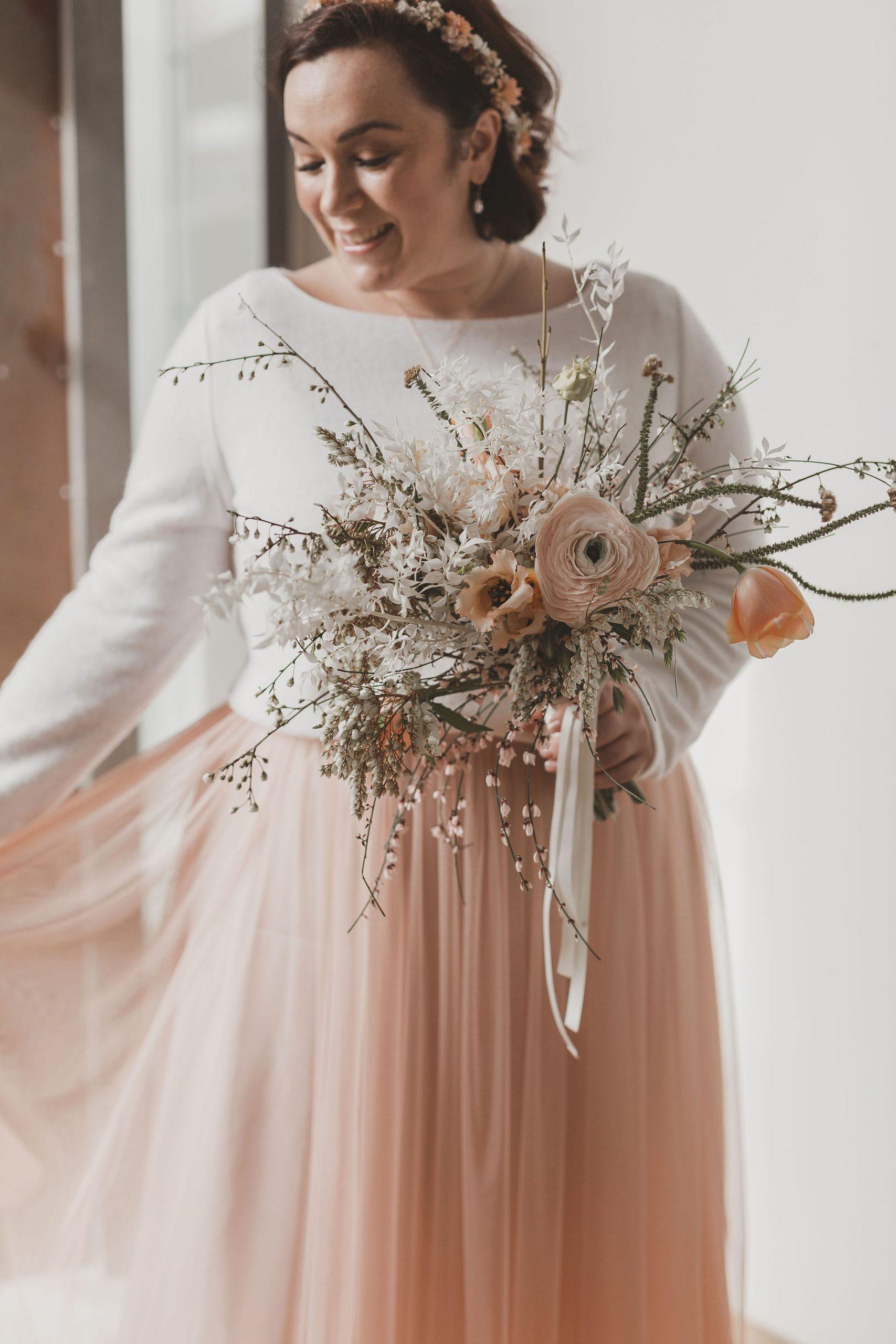 Brautkleider in großen Größen  noni