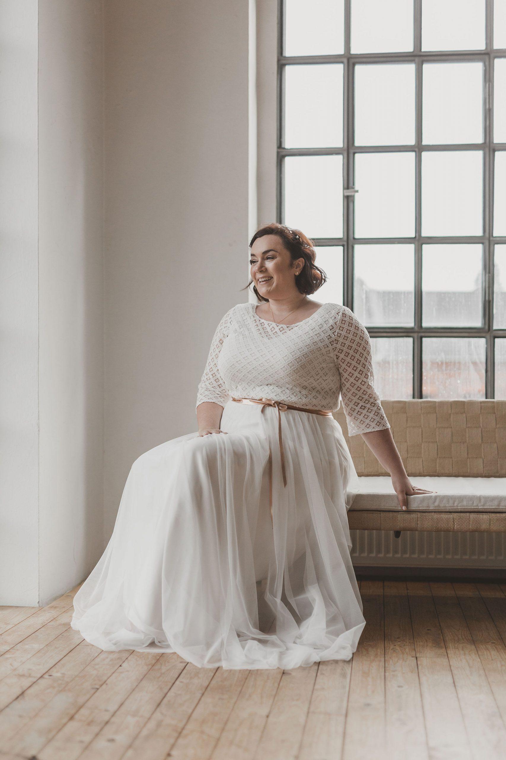 Brautkleider in großen Größen