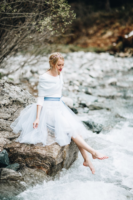 Brautkleider Stile und Schnitte fuer die Hochzeit