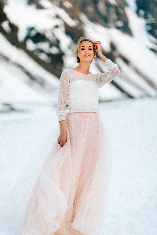 Brautkleider für die Hochzeit im Herbst oder Winter