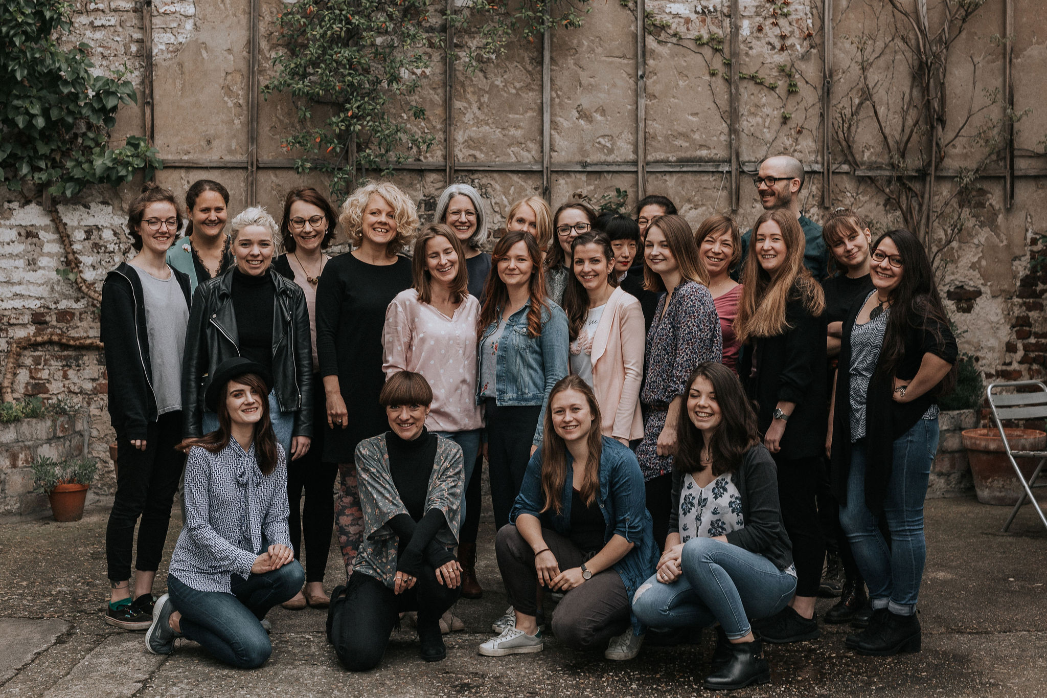 Team noni Brautmode in Köln
