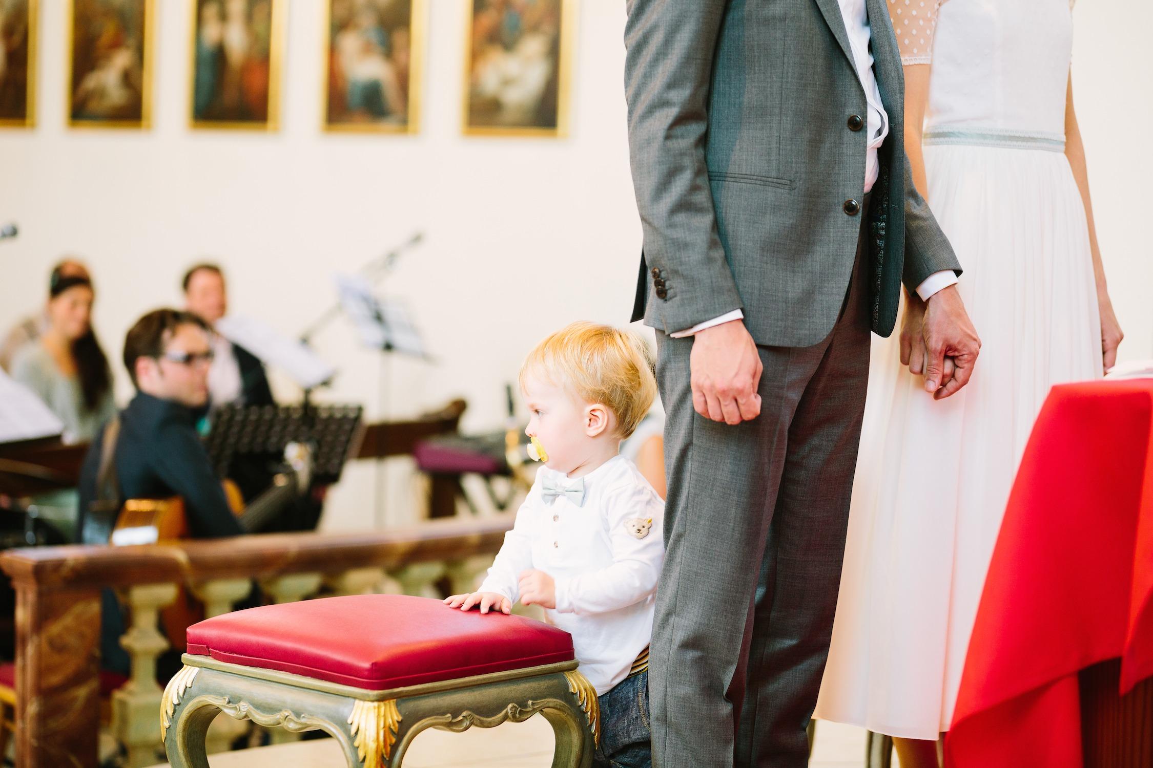 Hochzeit mit Kind (Foto: Le Hai Linh)