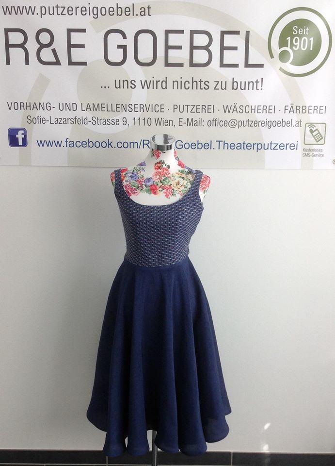 nachhaltiges Brautkleid von noni, nach der Hochzeit eingefärbt