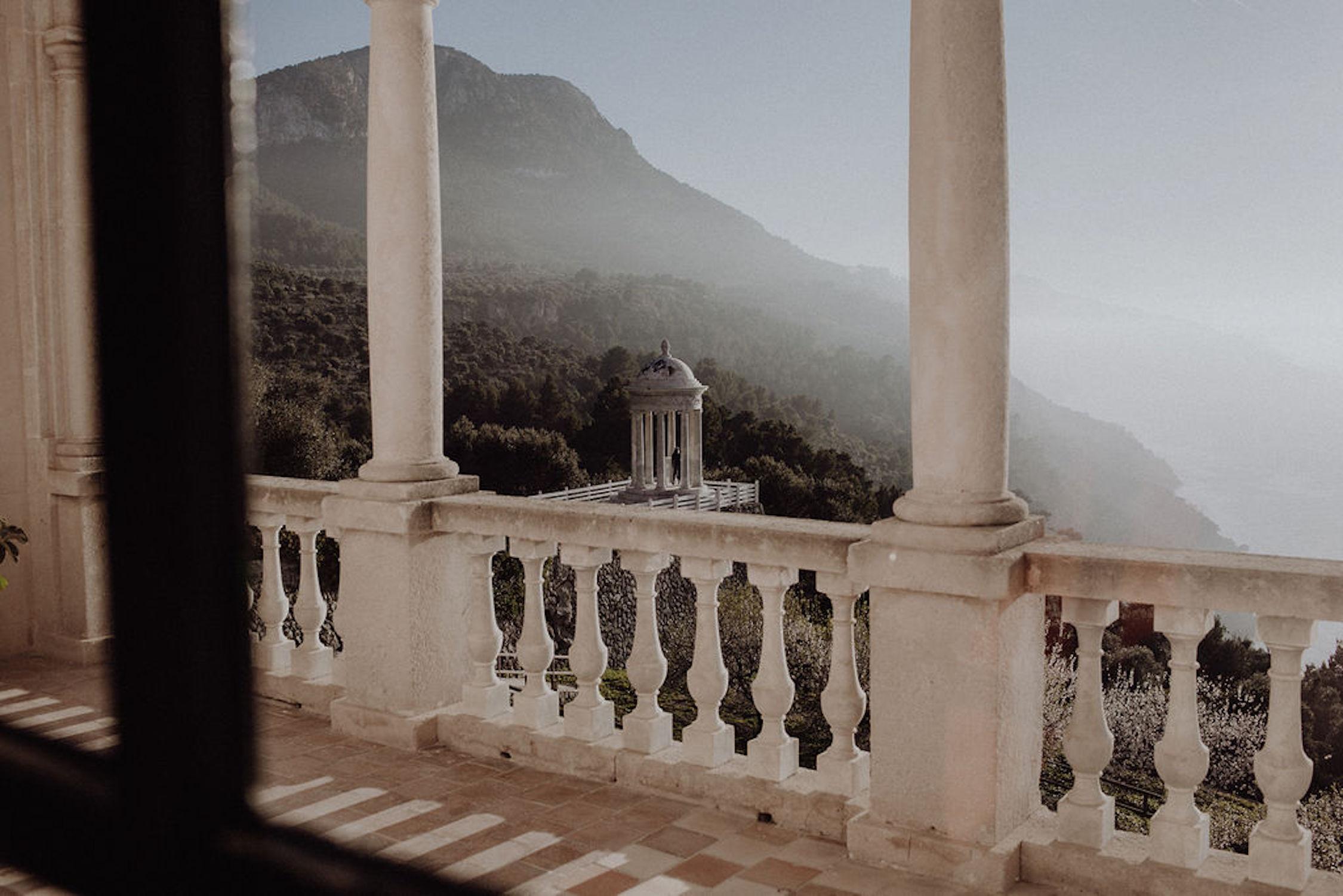 Boho Hochzeitsinspiration auf Mallorca (Foto: Maria Braun)