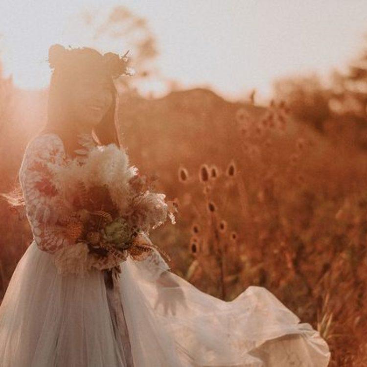 Hochzeitsinspiration Indian Summer Wedding im Herbst