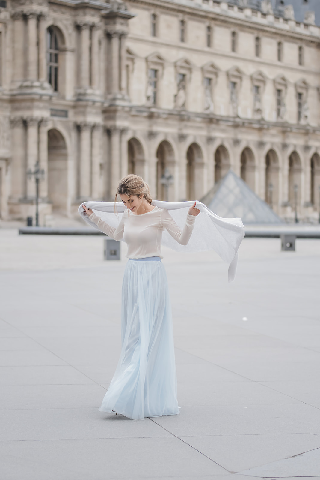 Inspiration für Fine Art-Hochzeit in Paris (Foto: https://karenkadnerimages.blog/)
