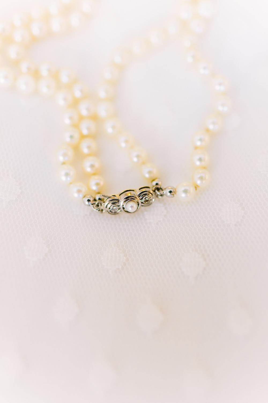vintage Perlenkette (Foto: Le Hai Linh)