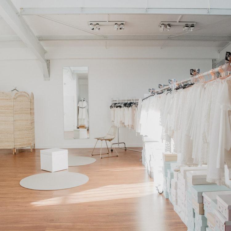 Bild vom Outlet Showroom von noni Brautmode